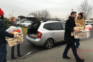 100 pluszaków trafiło do opolskiego szpitala!