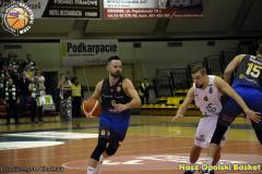 I liga koszykówki Miasto Szkła Krosno - Weegree AZS Politechnika Opolska 05.10.2019 g.ch.  (164)