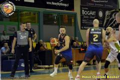 I liga koszykówki Miasto Szkła Krosno - Weegree AZS Politechnika Opolska 05.10.2019 g.ch.  (74)