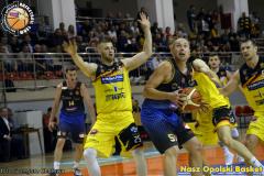 I liga koszykówki Rawlplug Sokół Łańcut - Weegree AZS Politechnika Opolska 19.10.2019 g.ch (141)
