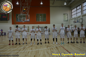 Weegree AZS Politechnika Opolska - BC Obra Kościan 94:72