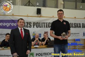 Weegree AZS Politechnika Opolska - Röben Gimbasket Wrocław 91:72