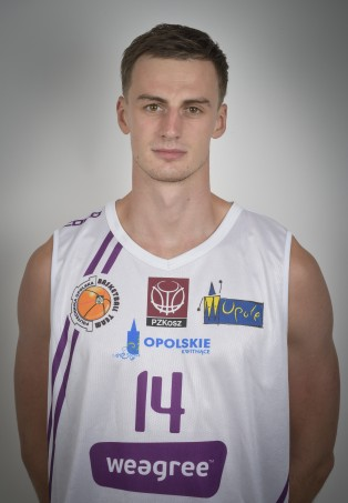 Trener Adam Cichoń