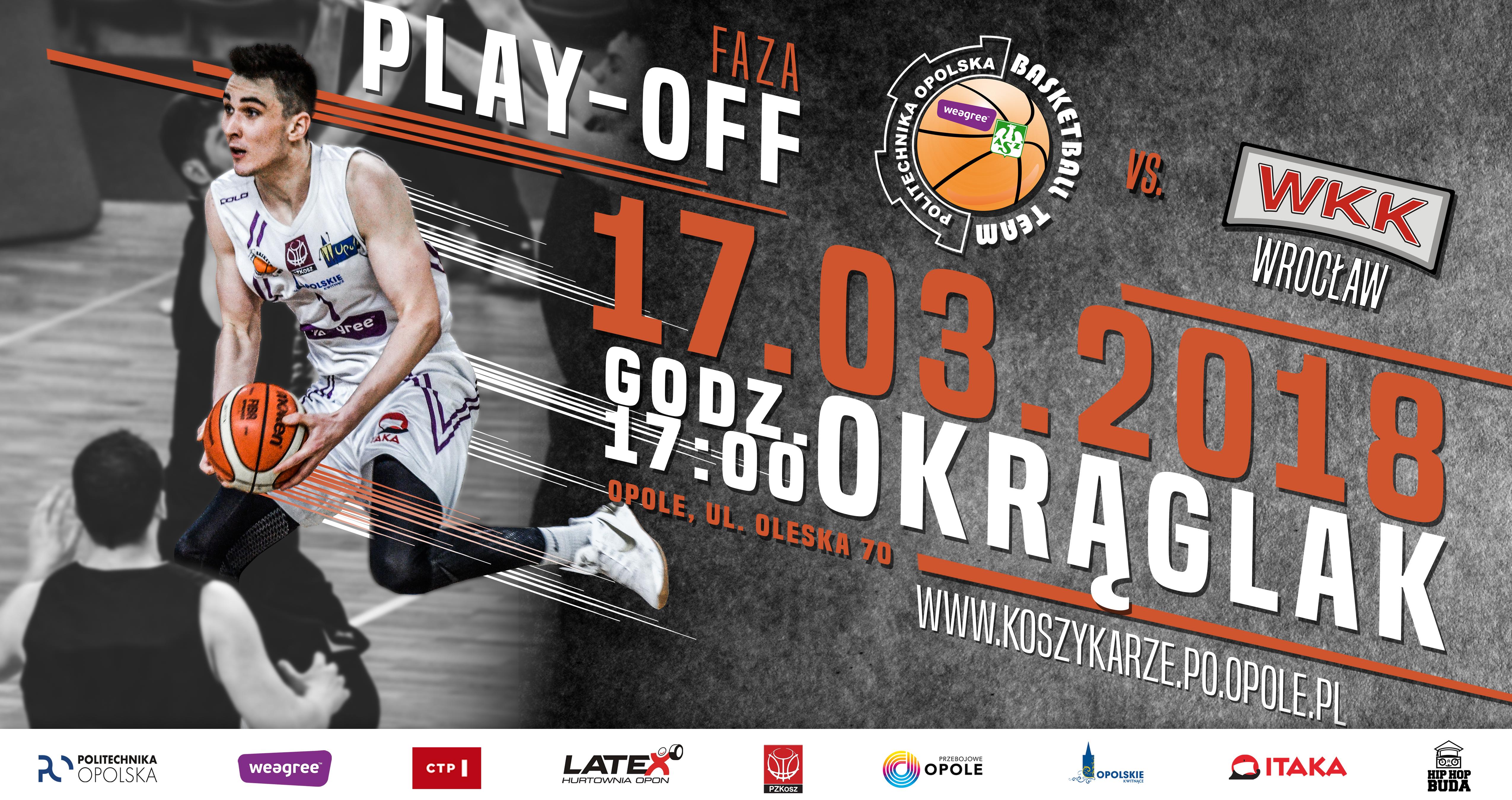 W pierwszej rundzie Play-Off gramy z WKK!